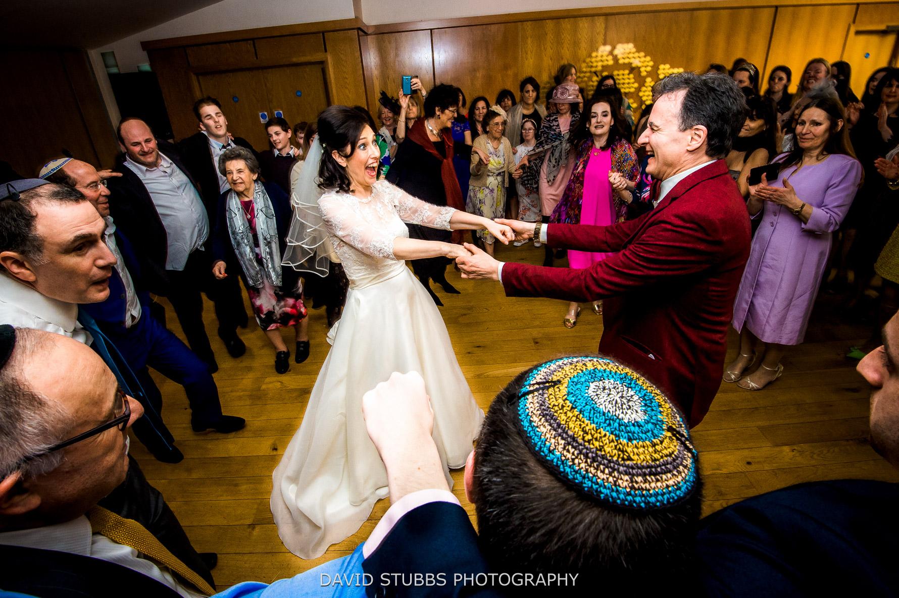 Israeli dancing in hale