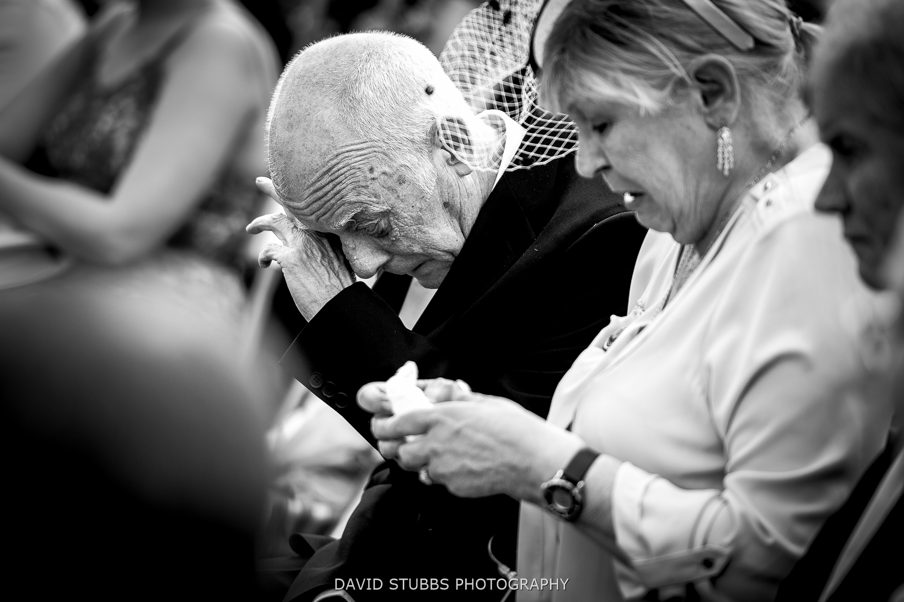 emotional ceremony