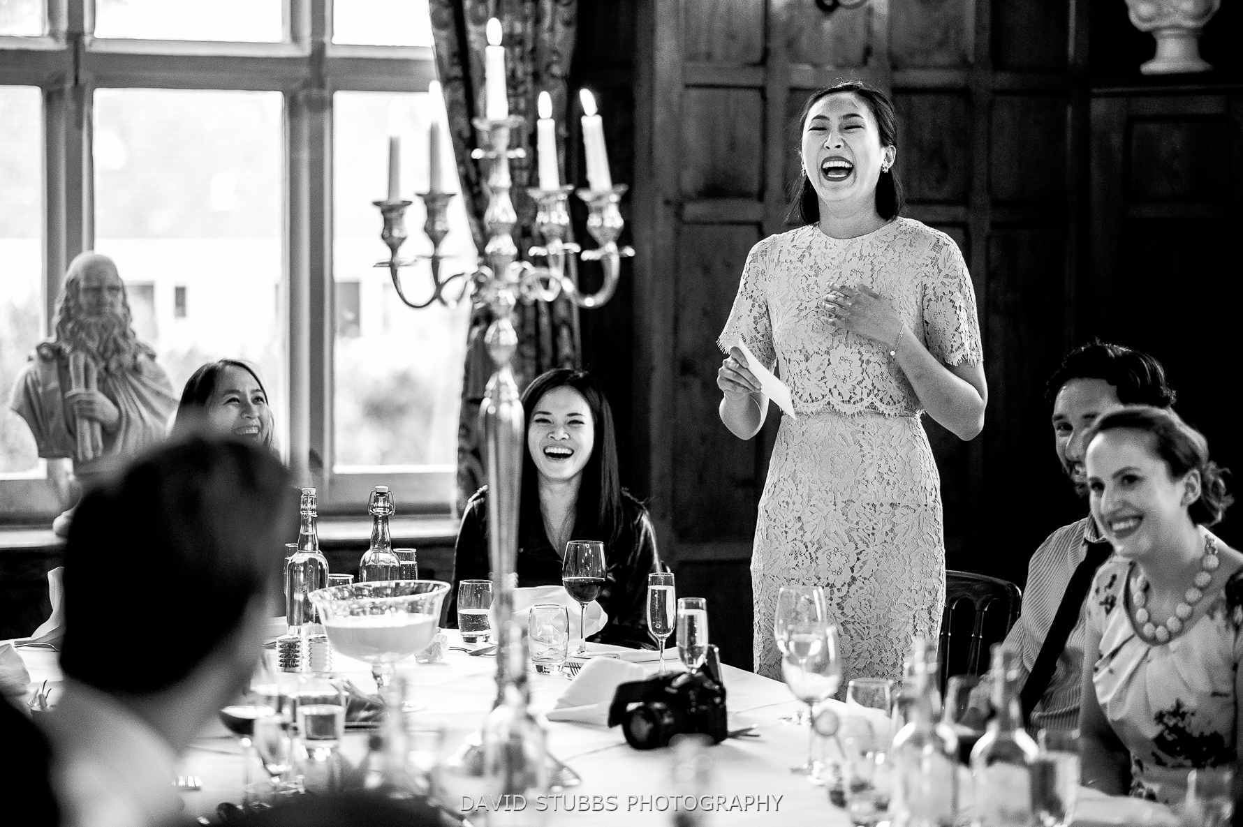 bridemaid speech
