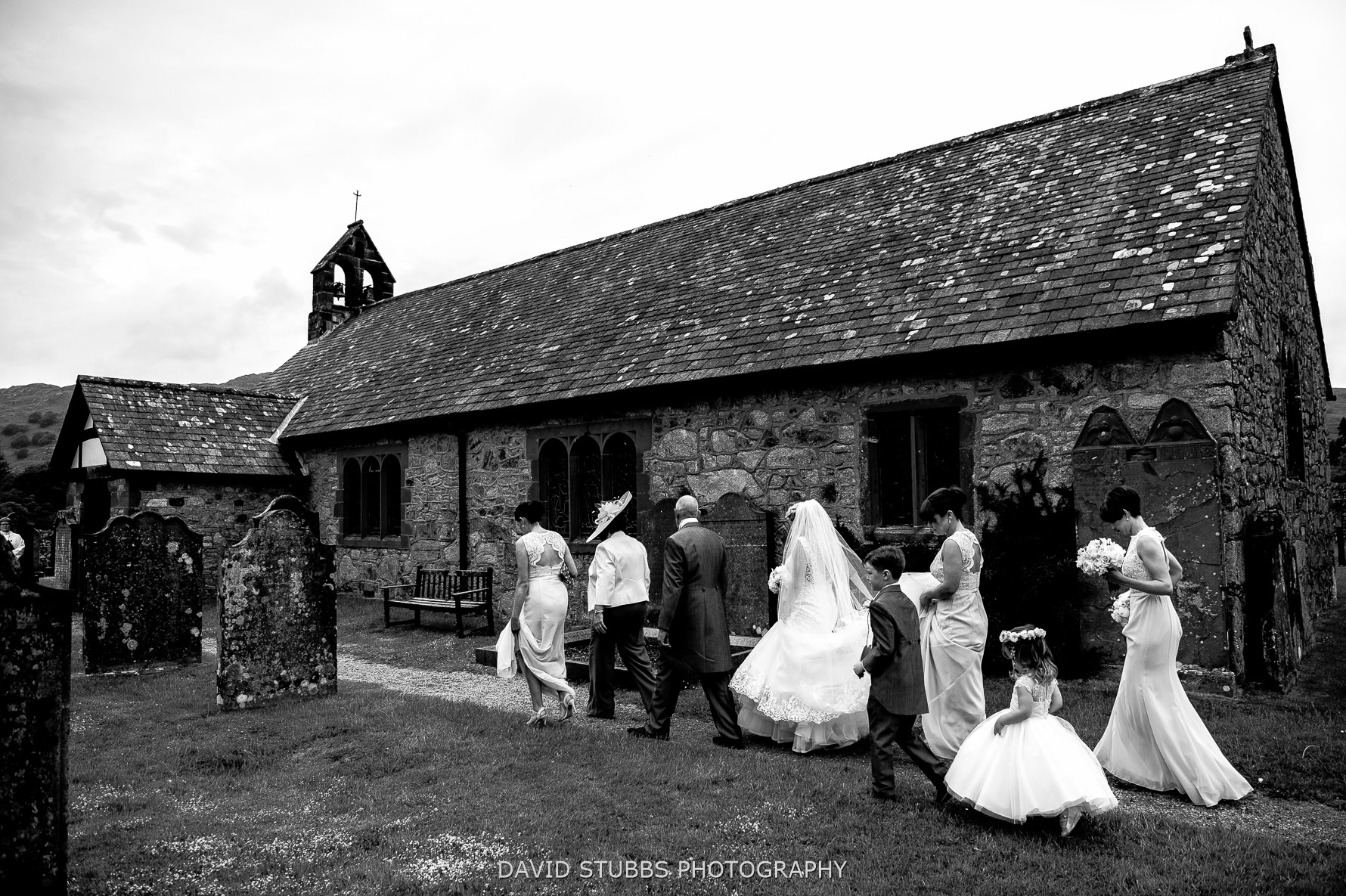 boot wedding lake district