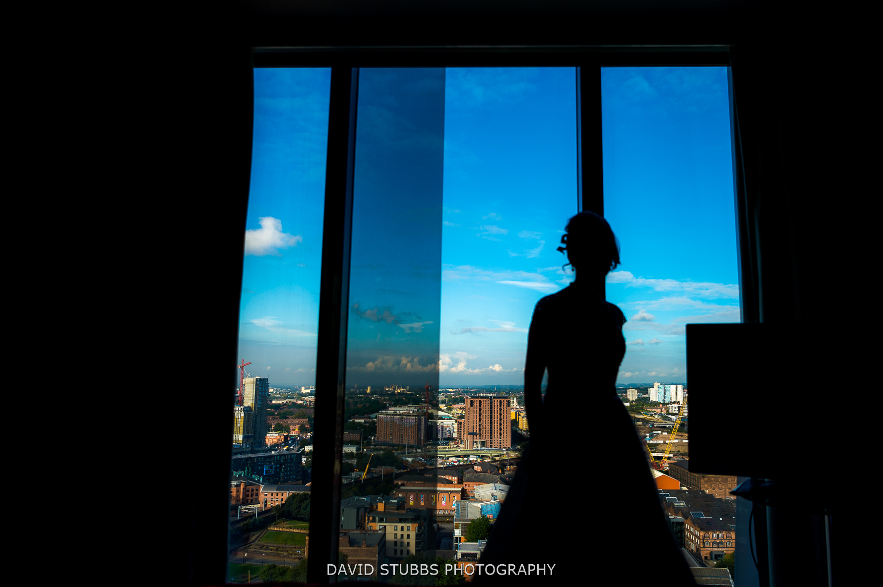 from cloud 23 view of manchester