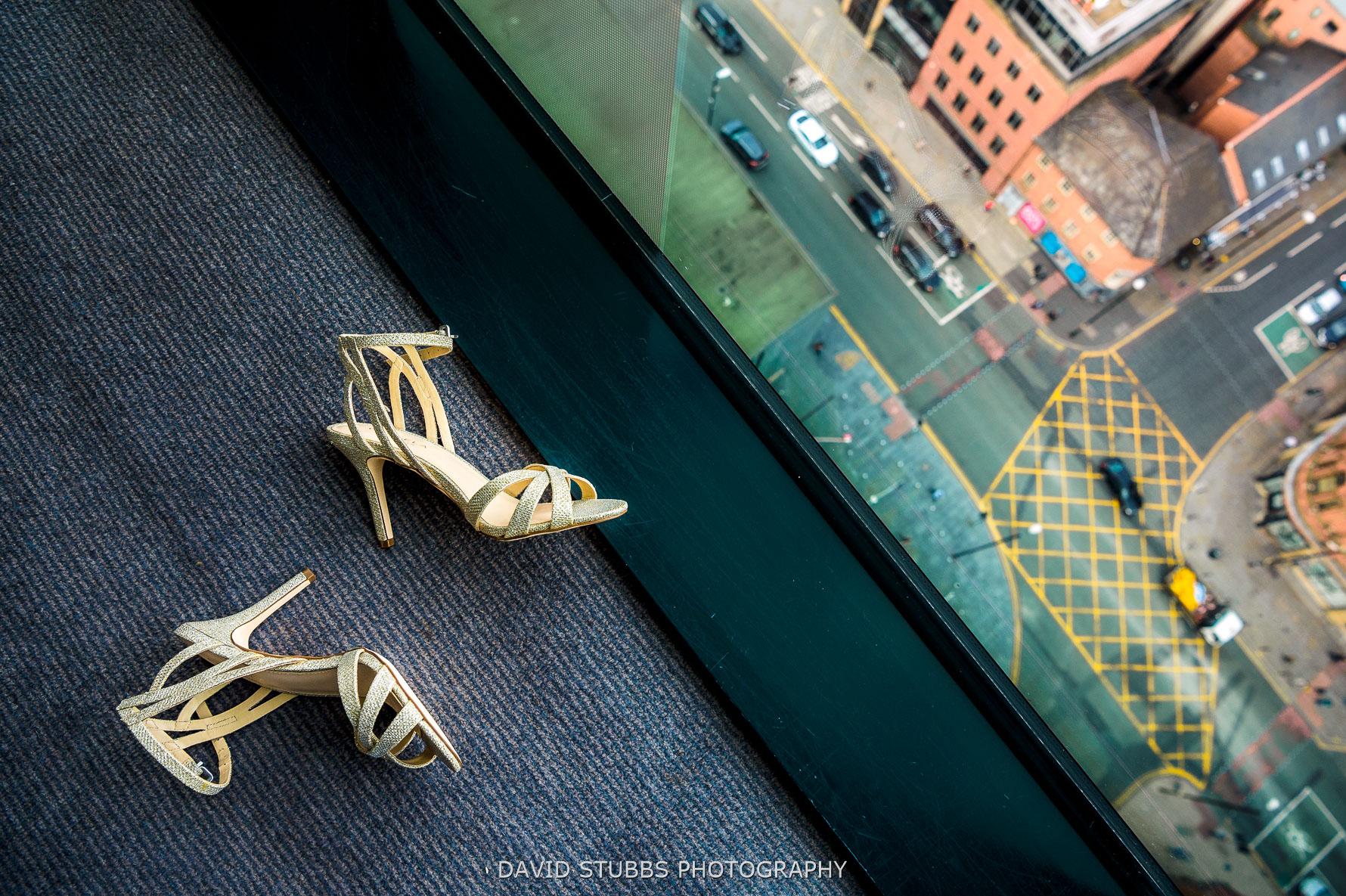 wedding shoes cloud 23