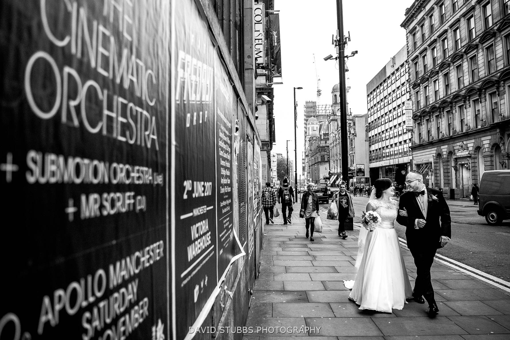 walking streets of manchester