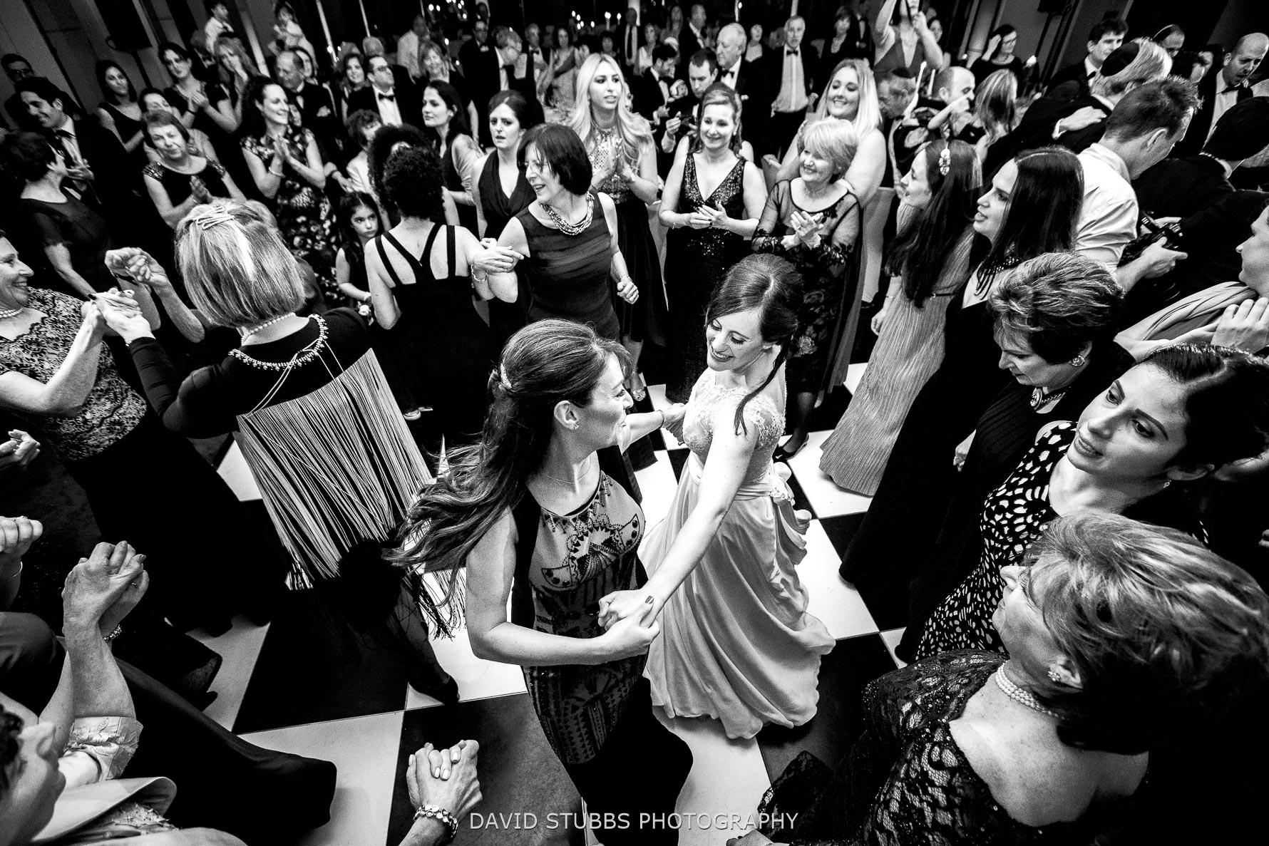 isreali dancing at radisson blu