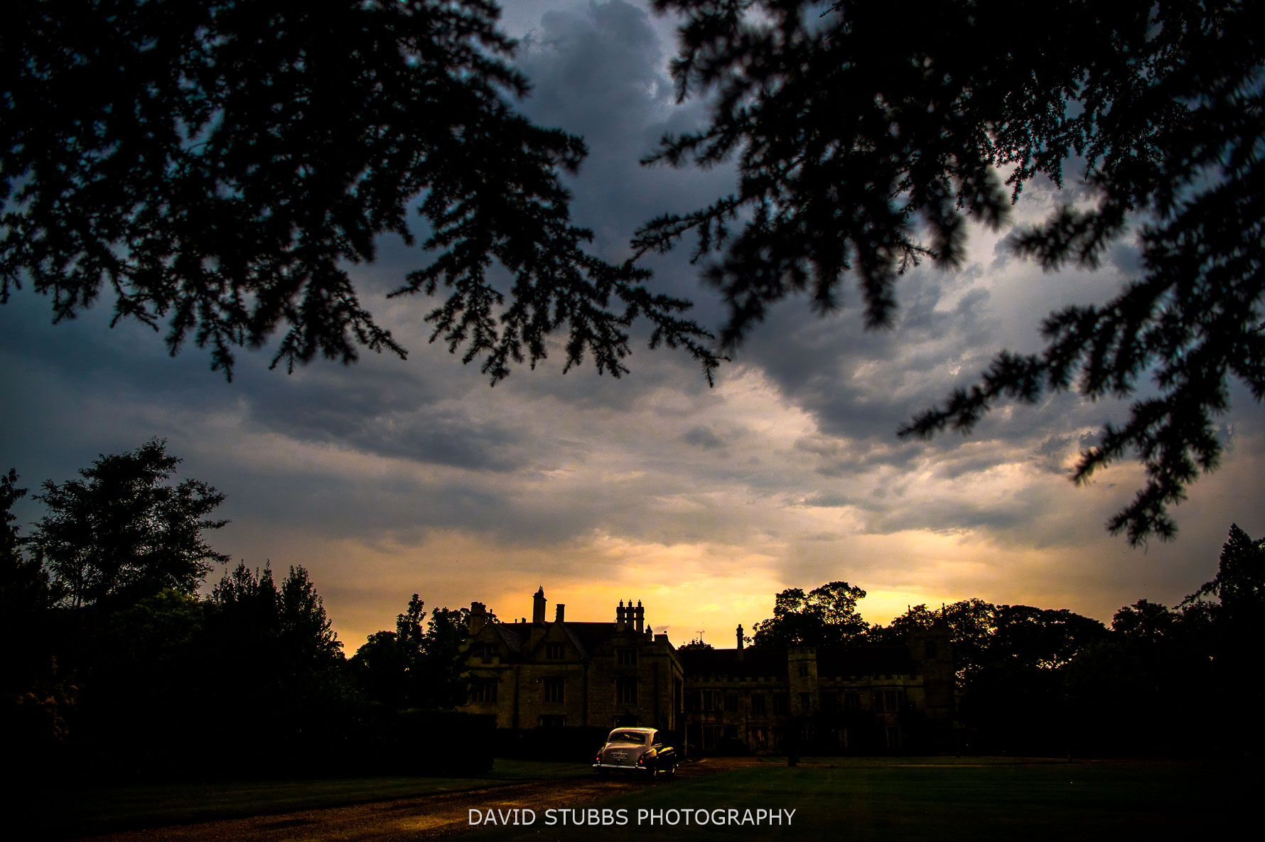 dark at irnham hall photo