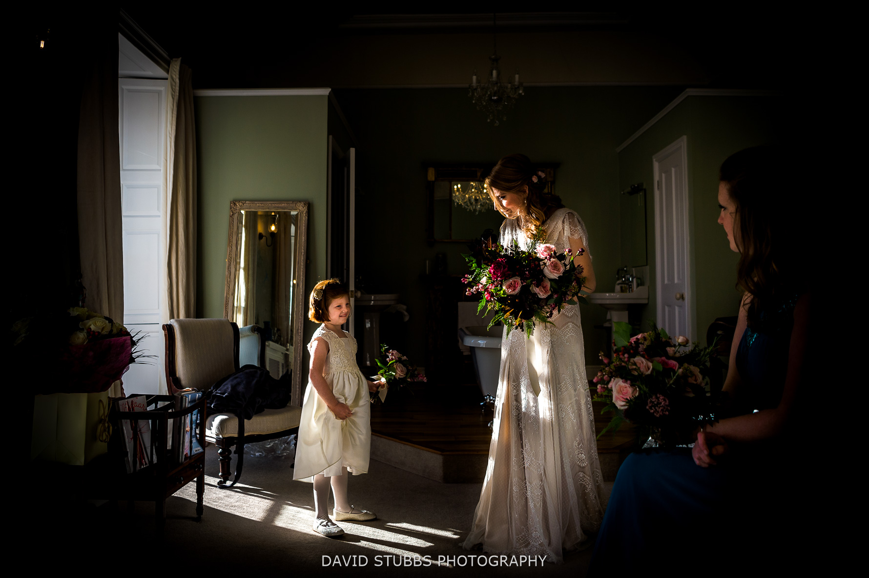somerset counryside wedding at pennard house