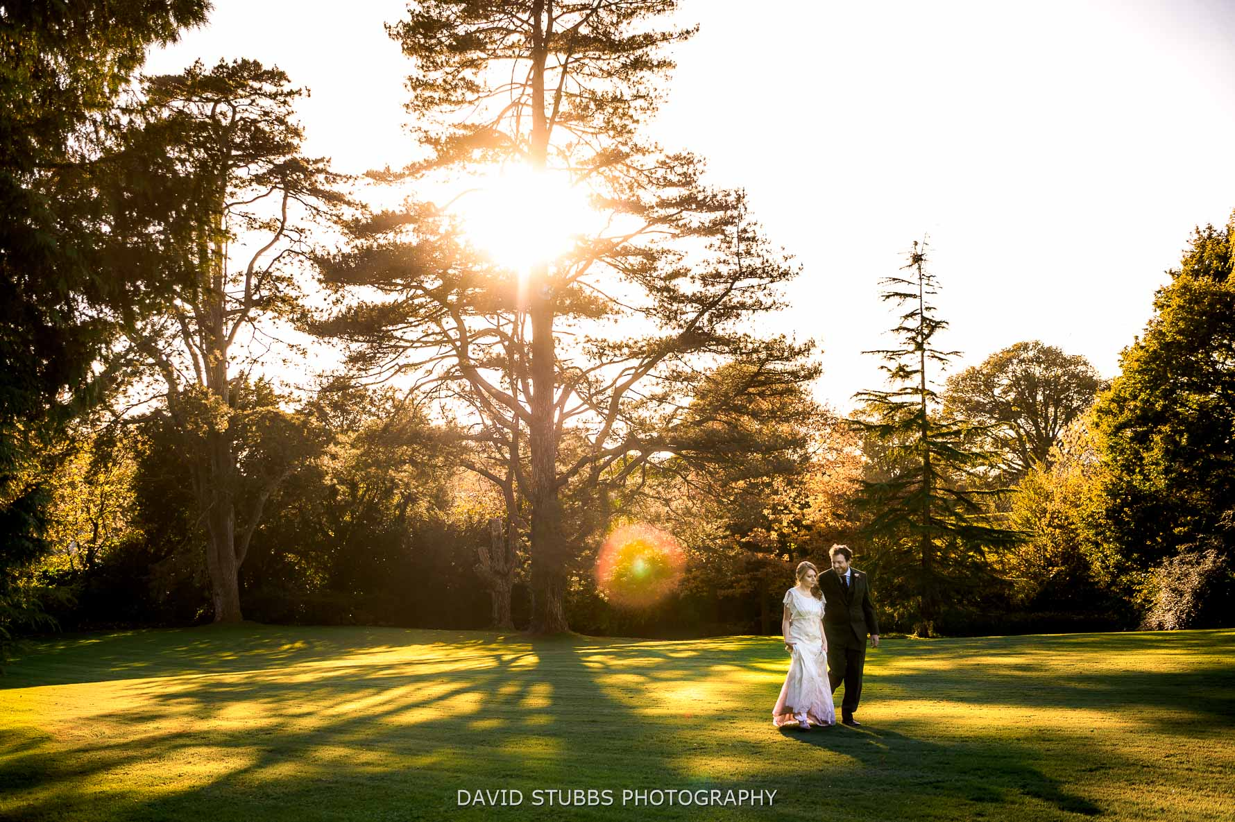 relaxed pannard house wedding photography