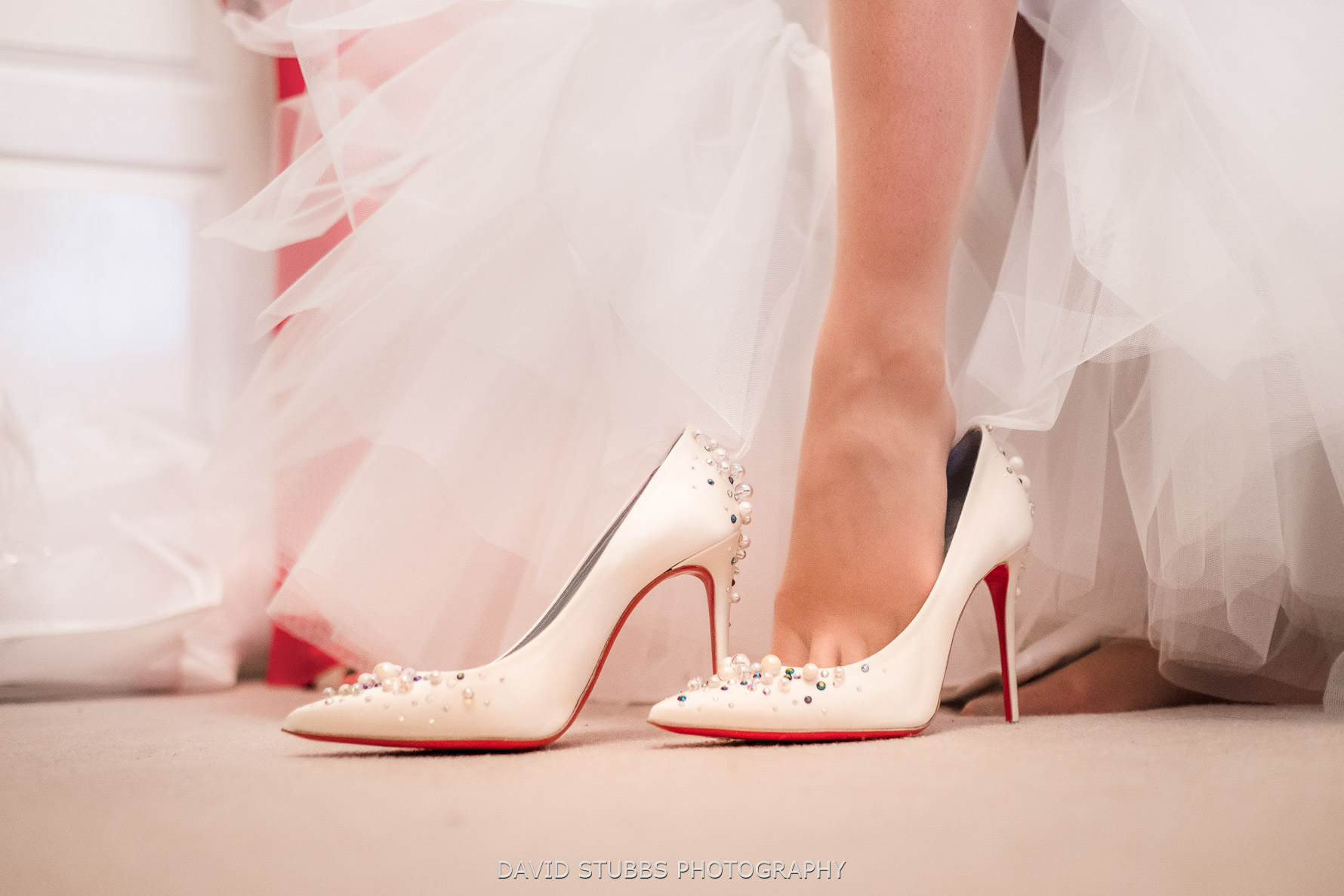 christian laboutin wedding shoes