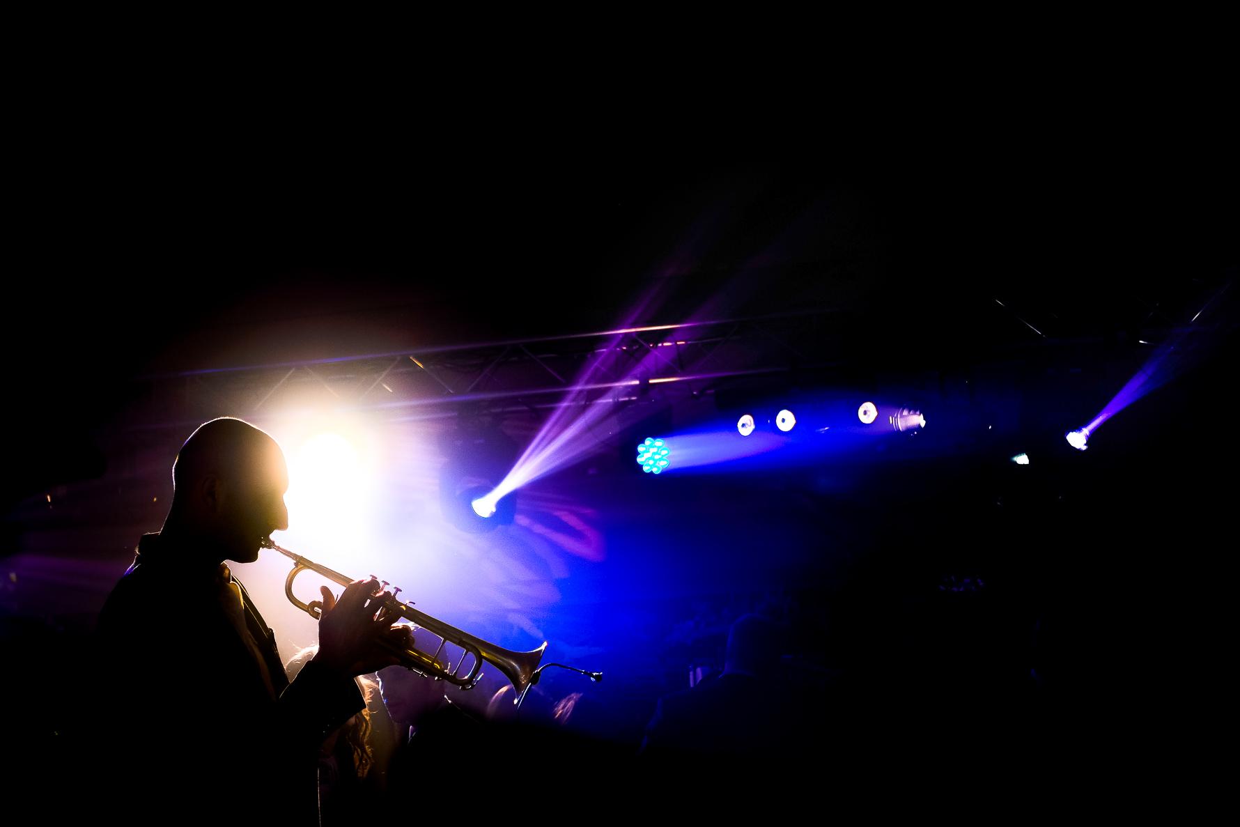 Gilev showband trumpet