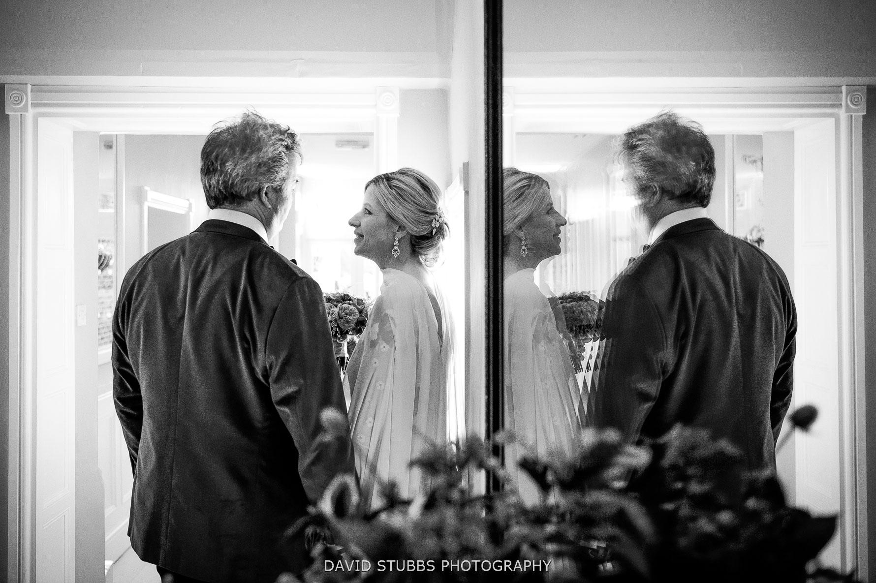 reflection shot together