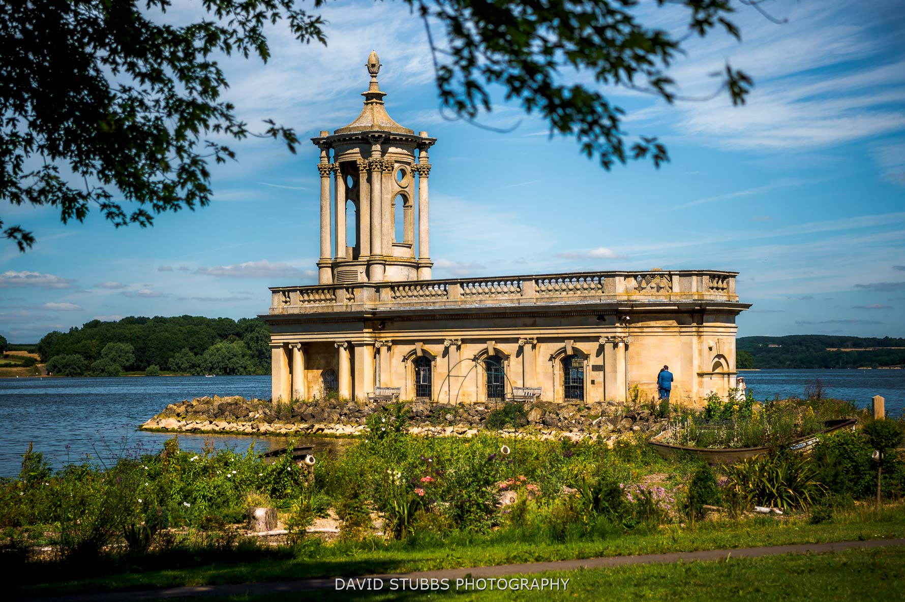 normanton church solo photo