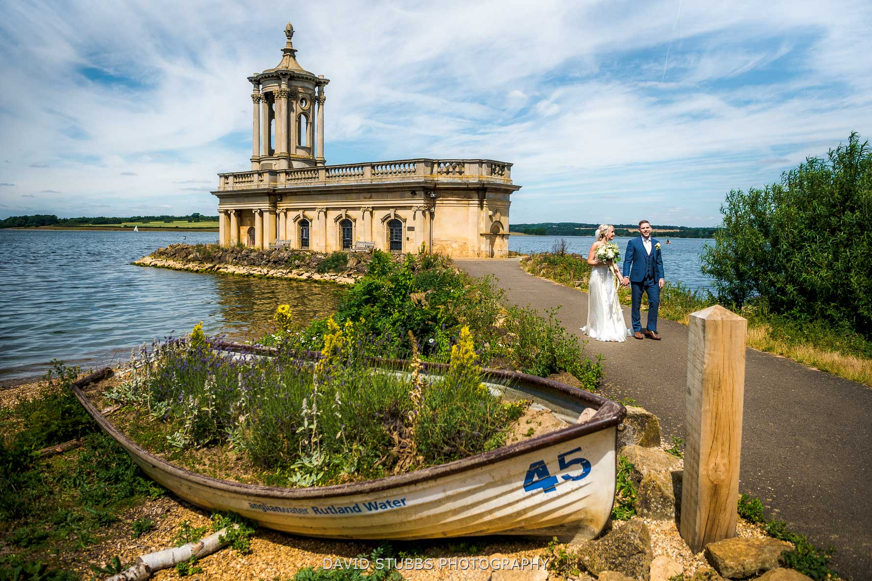 normanton church weddings