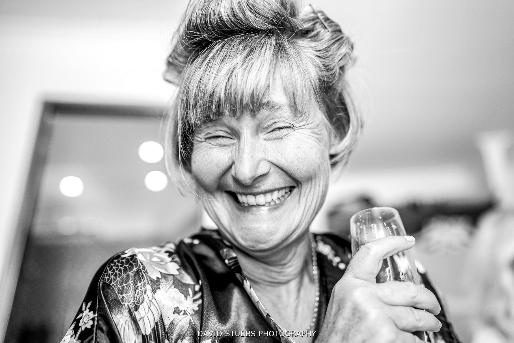 mum laughing
