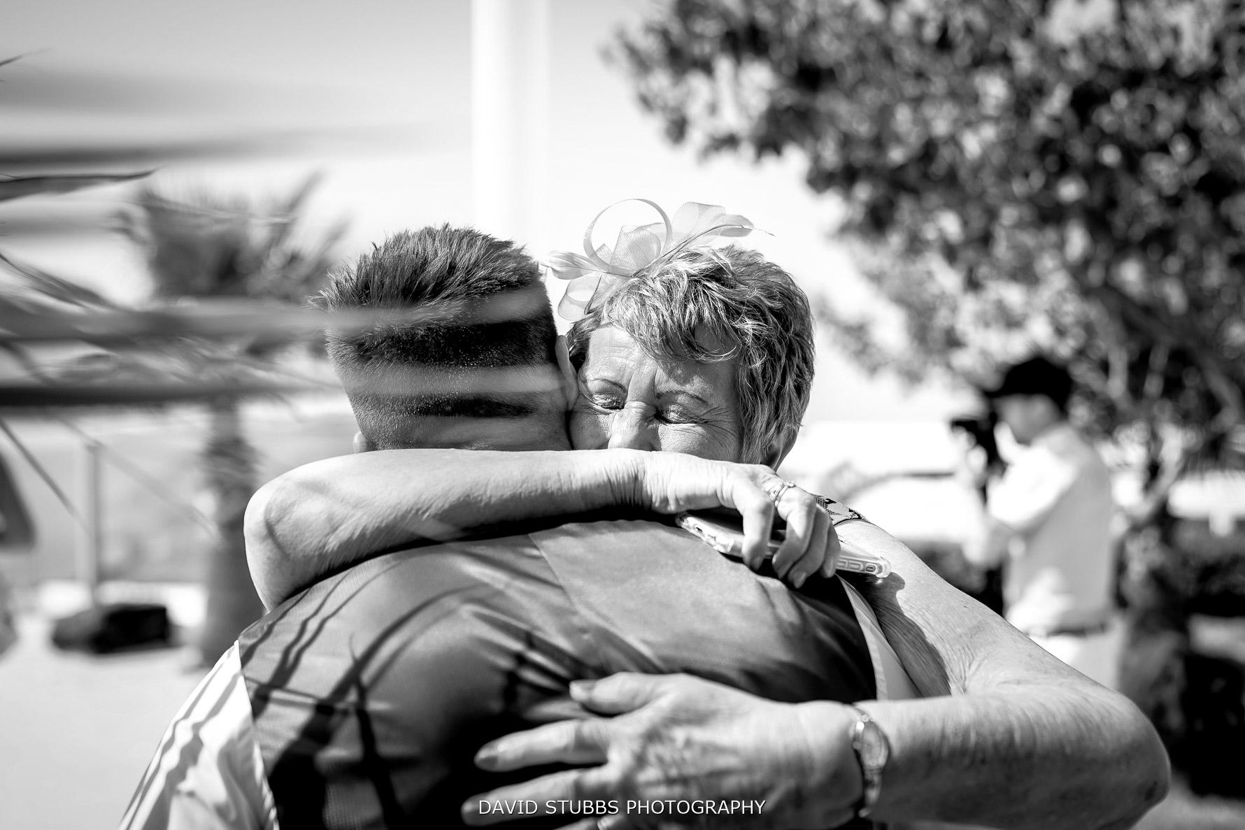 hugs from gran