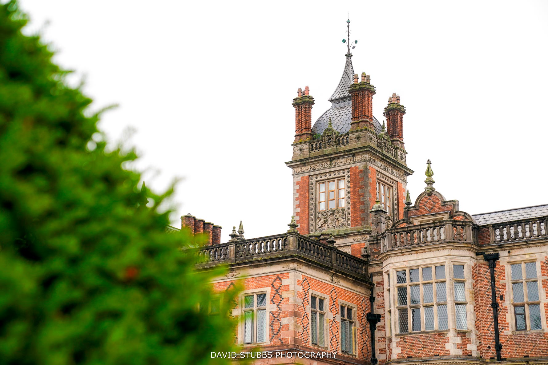 Crewe Hall building