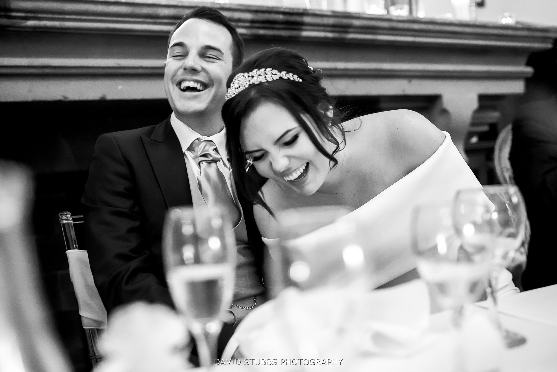 in love for their wedding at peckforton castle