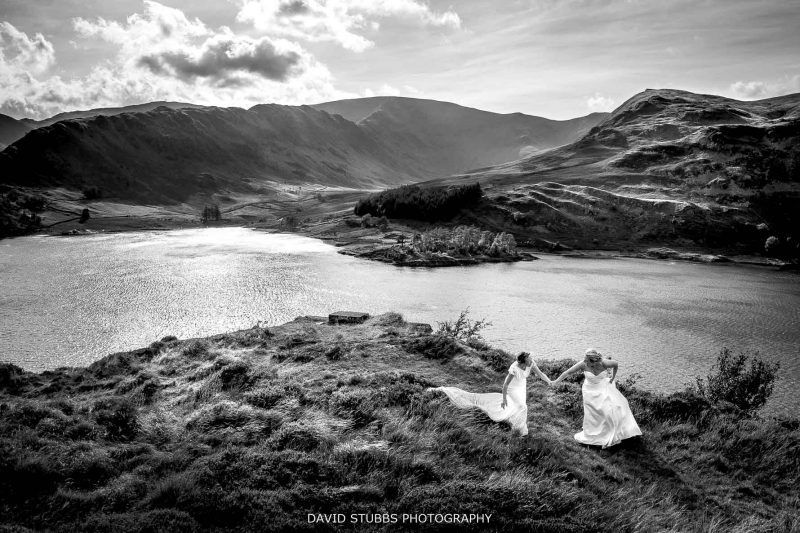 haweswater wedding photo