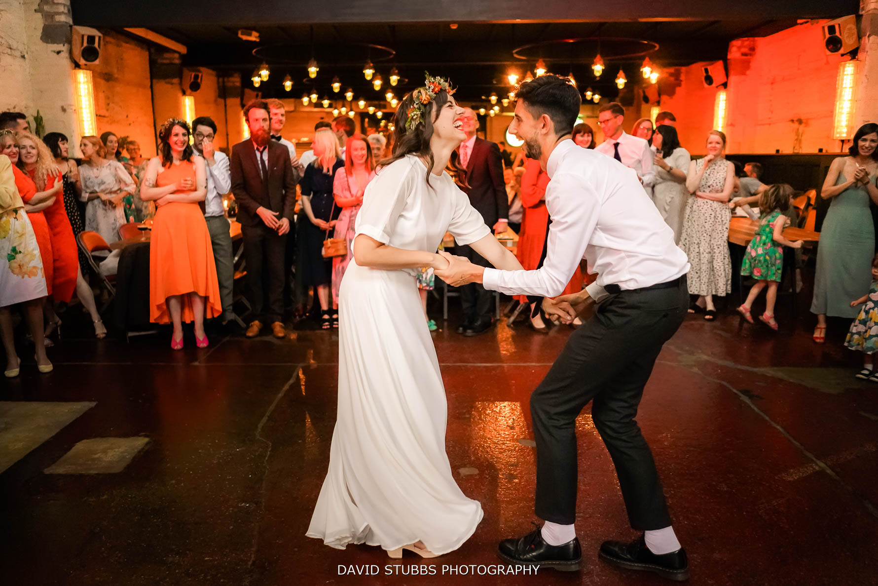 first dance at the mowbray