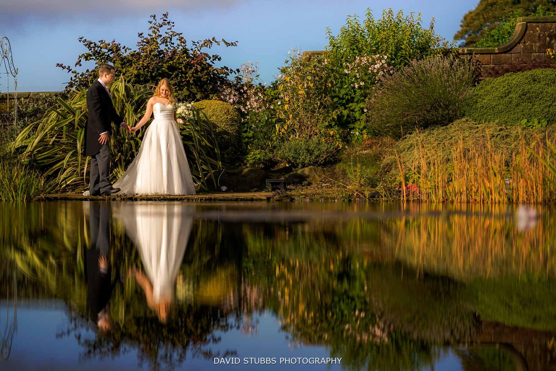 heaton house farm pond