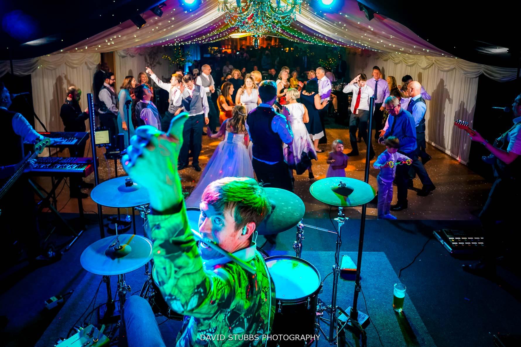 groovy revolution wedding band