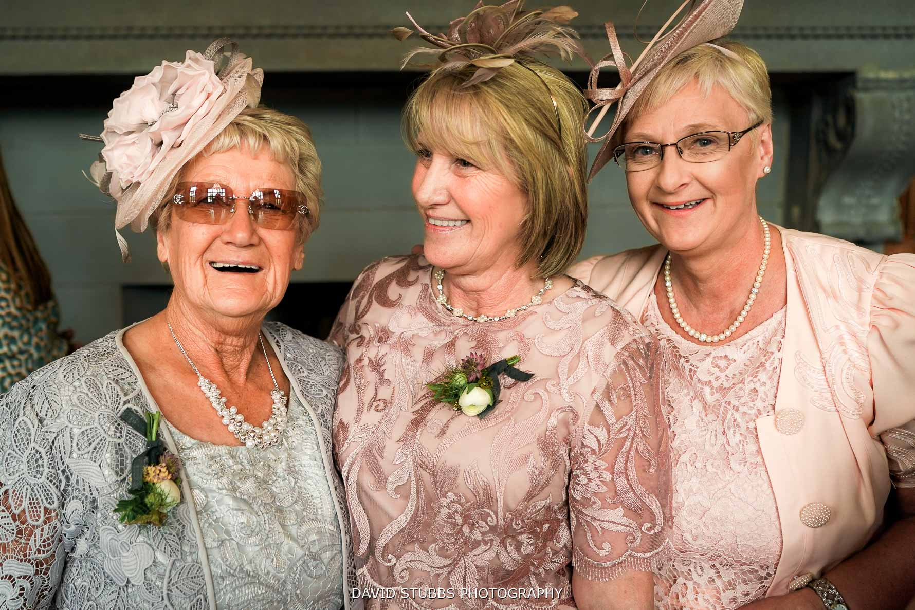 mothers of the bride in hats