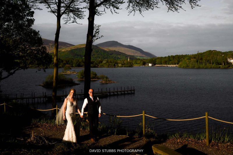 wedding photography at lingholme estate